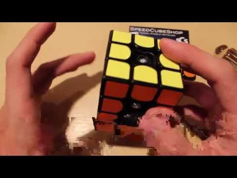 How to Set Up A Speedcube (Tension & Lubricate)