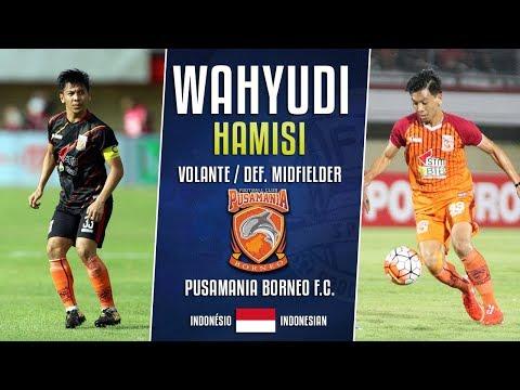 Wahyudi Hamisi - Defensive Midfielder - Pusamania Borneo