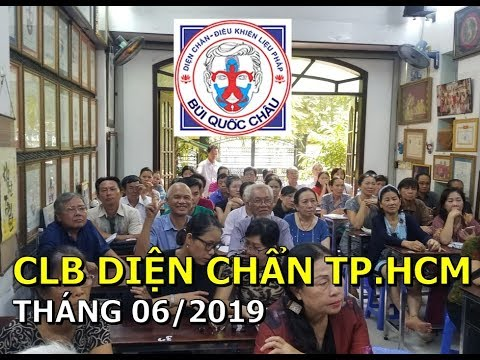 CLB Diện Chẩn TP.HCM tháng 6 năm 2019