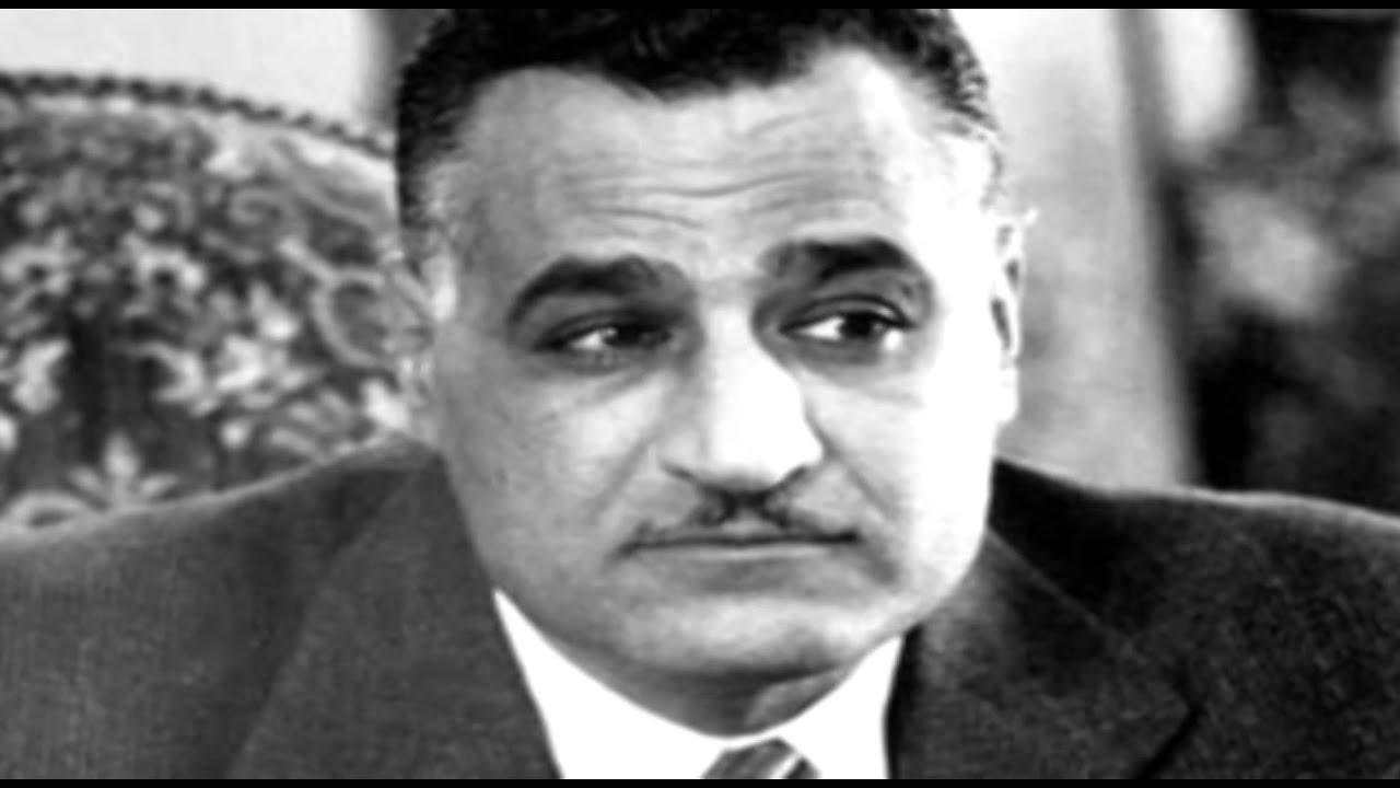 خطاب الرئيس جمال عبد الناصر ( خطاب التنحي 1 ) - YouTube