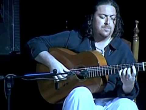 Jose Luis Rodriguez - Contemporary flamenco guitar concertist - sampler