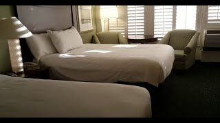 Main Street Station Hotel, Casino & Brewery: Tour Inside Deluxe Room Las Vegas