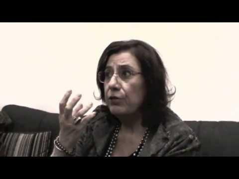 "Maria Farantouri interview 1 - ""Míkis Theodorakis"""