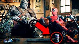 DEADPOOL & KORG REACTION! MCU Crossover, Deadpool 3 Plan & Free Guy!