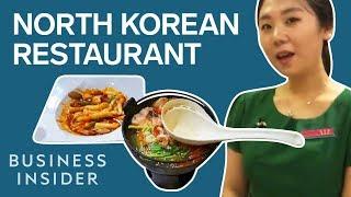 Inside North Korea's All-Women Restaurant Chain