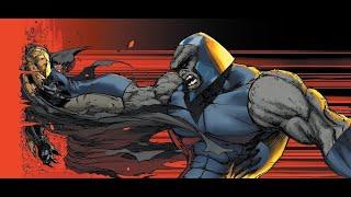 Batman vs Darkseid - Battle of Will
