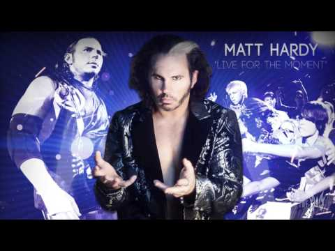 "WWE Matt Hardy Theme Song ""Live For The Moment"" ᴴᴰ"