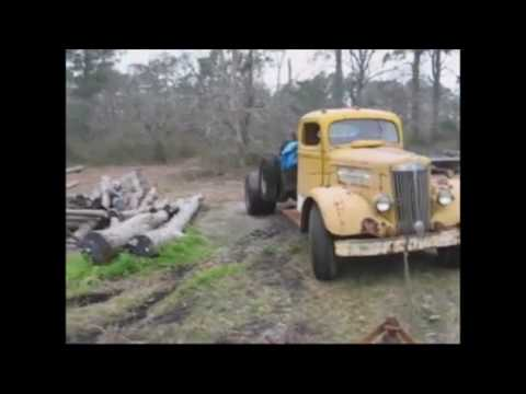 1949 white motor company truck for sale on ebay youtube for White motor company trucks