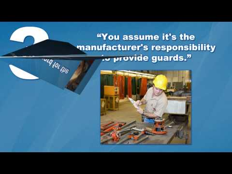 5 Big Mistakes in Machine Guarding