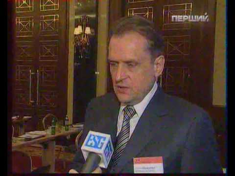 Agribusiness in Ukraine Forum 2010 on First National Channel, Business World programme