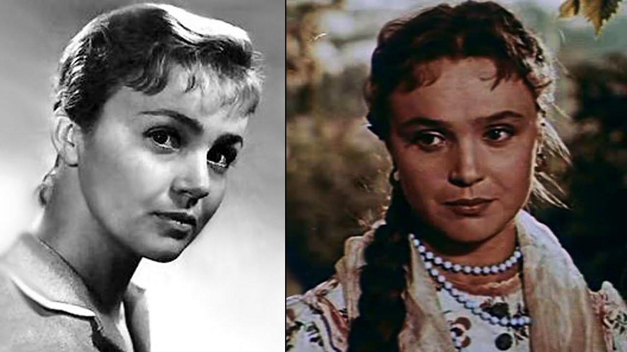 Наталья Наум. Украинская актриса советского кино