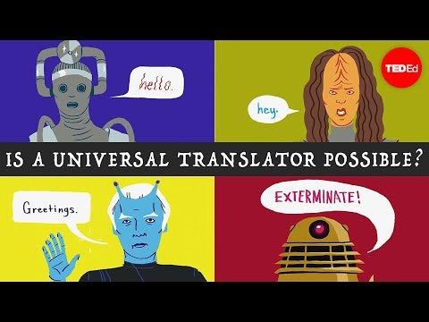 How computers translate human language -...