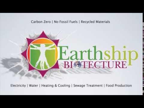 Earthship Seminar 2009 Part 1