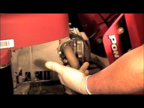 Replace Your Spark Plug in Your Lawn Tractor!