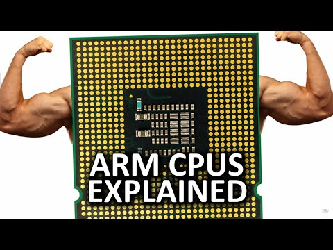 ARM CPUs as Fast As Possible