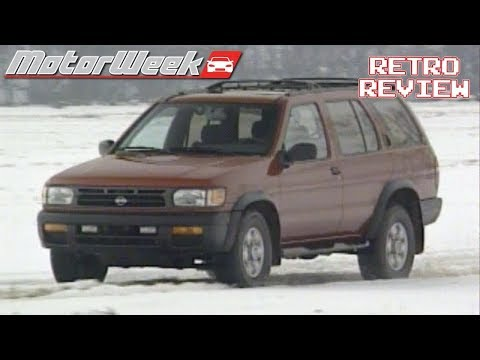 1996 Nissan Pathfinder 4WD SE   Retro Review