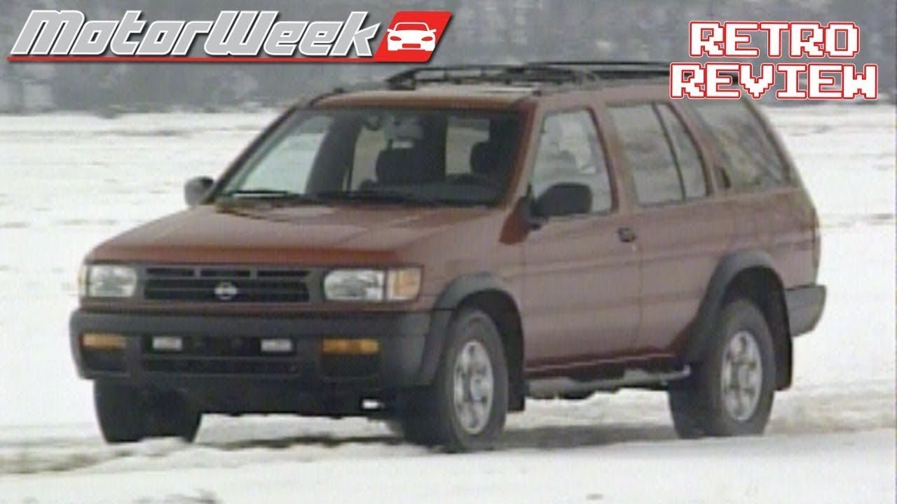 1996 nissan pathfinder 4wd se retro review youtube 1996 nissan pathfinder 4wd se retro review