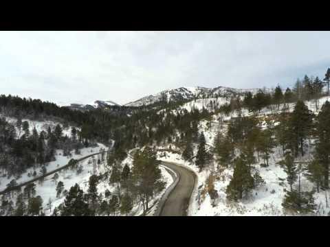 #fly3dr Ski Apache Ruidoso New Mexico