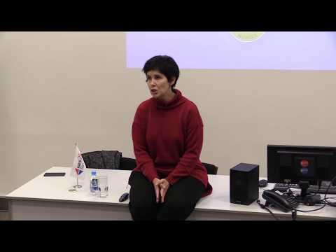 Открытая лекция Галины