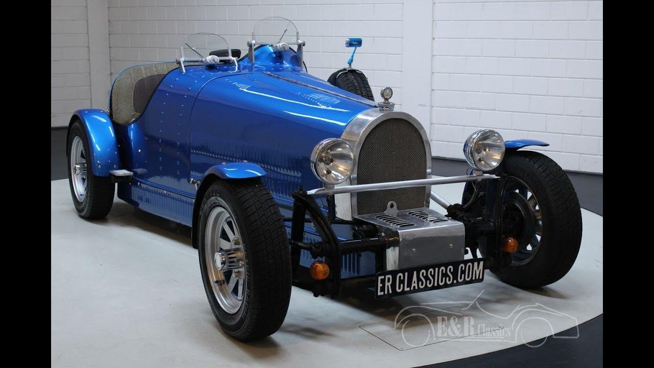 Volkswagen Bugatti 35b Replica 1970 Very Beautiful Www Erclassics Com Youtube