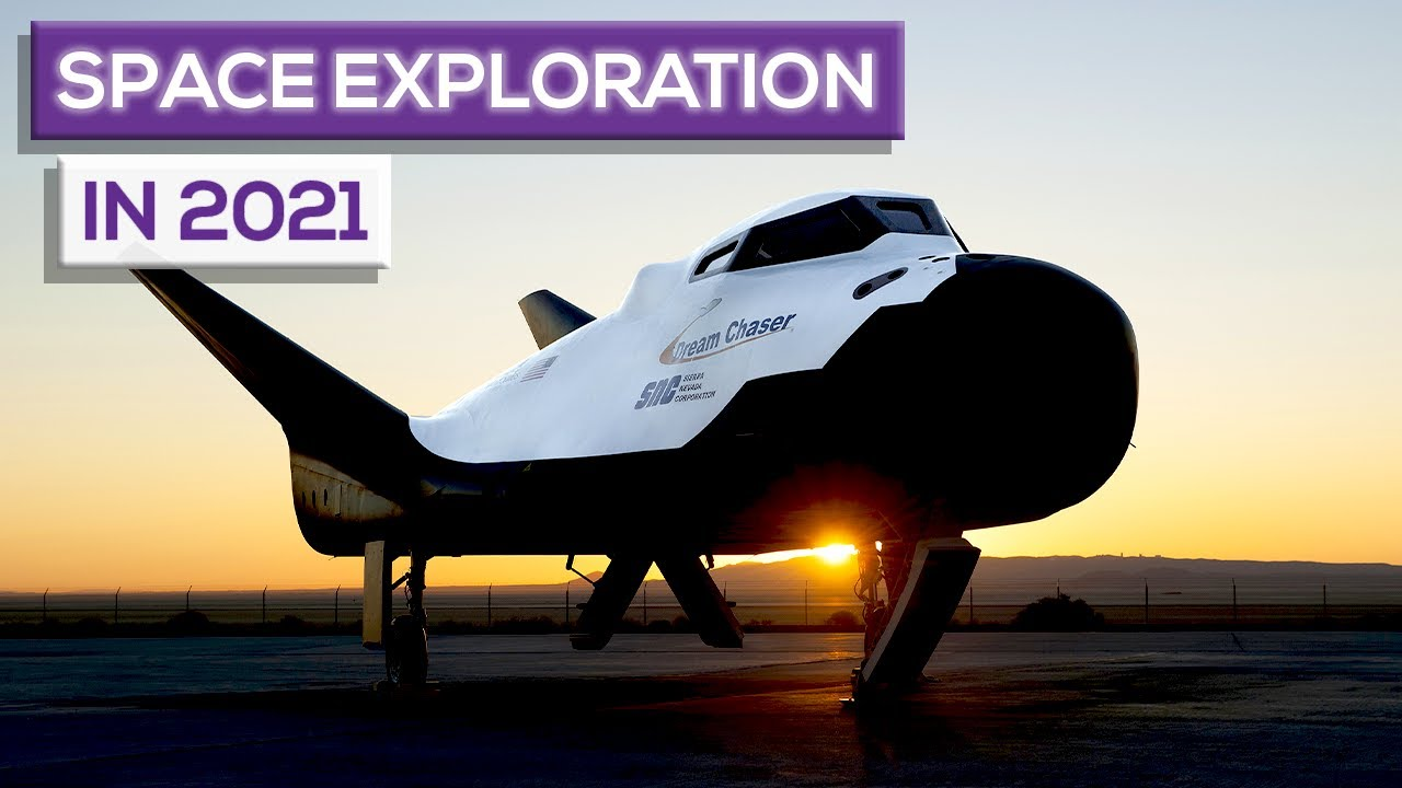 The Future Of Space Exploration In 2021