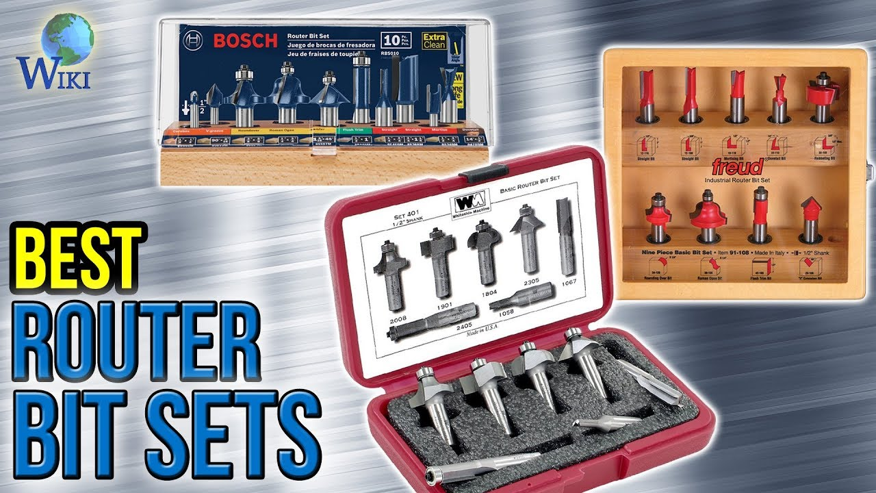 Best Router Bit Set For Beginners