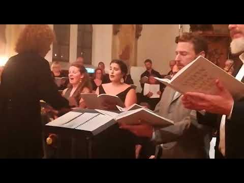 Il coro Musica Viva a Stoccolma