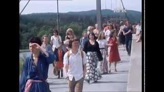 KALVØYA KVINNEKULTURFESTIVALEN 1979 - NRK-REPORTASJE