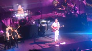 """Moody Blues performing """"Just a Singer (in a rock 'n roll band) at G..."""