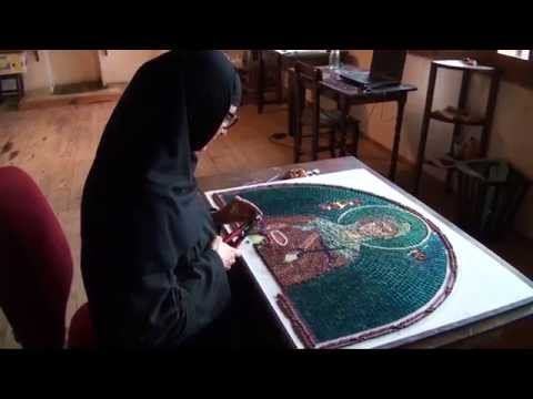 Oldest Nun Occupied Monastery |  Archangel Saint Michael Macedonia