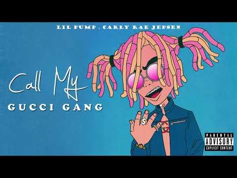 Lil Pump - Gucci Gang vs. Carly Rae Jepsen - Call Me Maybe (MASHUP)