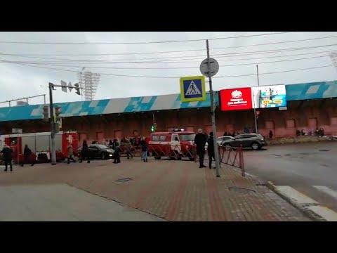 """В Ярославле эвакуируют торговый центр """"Аура"""""""