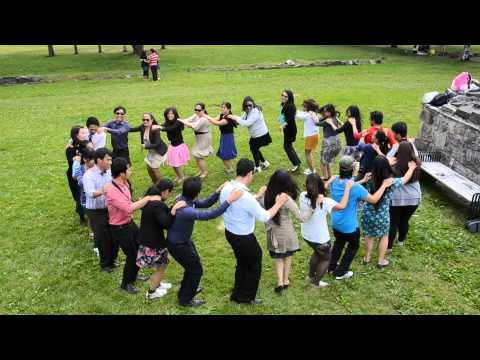 Adventist Youth Program in the Park Part 1
