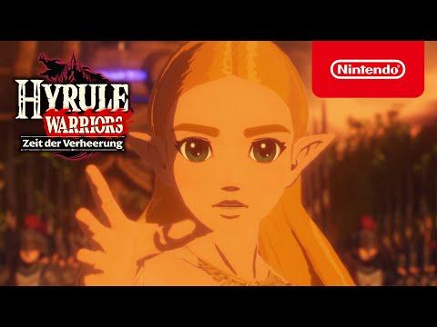 Hyrule Warriors: Zeit der Verheerung – Ab diesem Freitag erhältlich! (Nintendo Switch)