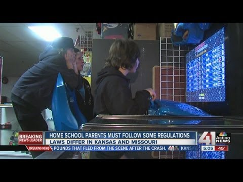 Kansas and Missouri parents talk about home schooling regula