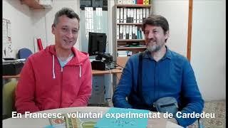 2018   Parella de Cardedeu: Ariel i Francesc