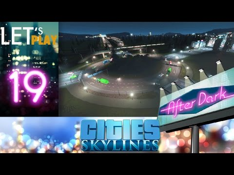 [FR] Cities Skylines : After Dark- ep.19 - Radio Industrie