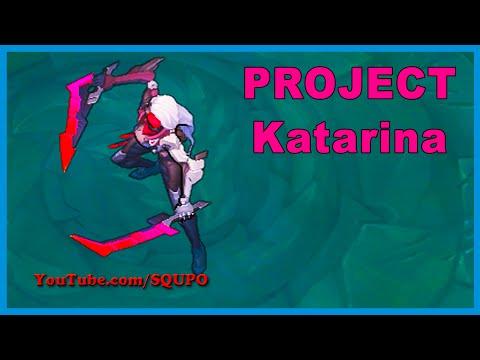 PROJECT: Katarina - Skin Spotlight (League of Legends)