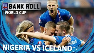 Nigeria vs Iceland | World Cup 2018 | Match Predictions