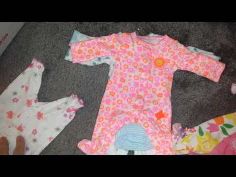 Requested - Natalielovesreborns1 - Preemie Clothes From Carter/Babies R Us
