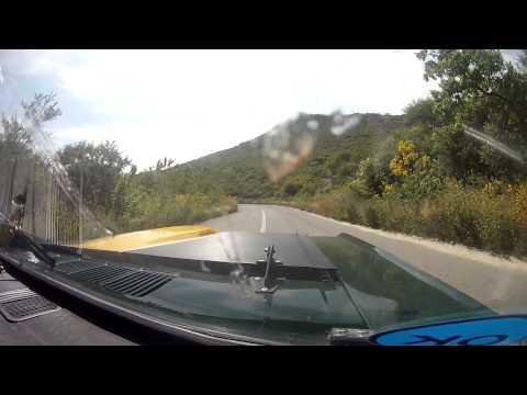 La Carrera Panamericana 2013 65er Mustang Fastback Speedsection Sierra del Lobos