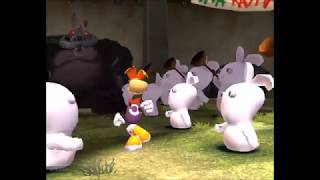 Rayman Raving Rabbids™ Bowling and other games