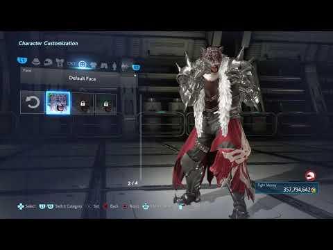 Tekken 7 Armor King Customization Armor King Dlc Character