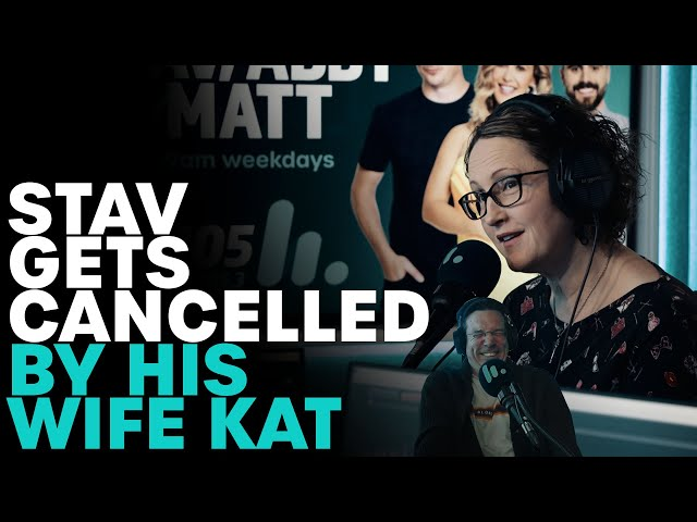 Cancel Stav: Kat Davidson | B105
