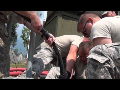 140th Wing - Slovenia Exercise Related Construction 2015