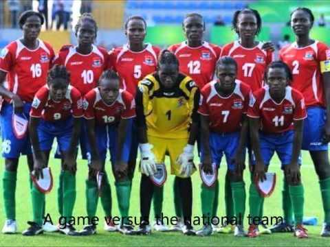 Glasgow Girls Fc Gambia Football Tour (led By Adventure Kicks)