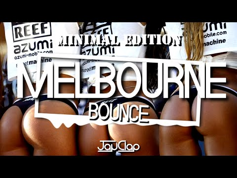 MELBOURNE BOUNCE #8 [ MINIMAL EDITION ] AUGUST 2016