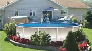 Above Ground Pool Design Ideas