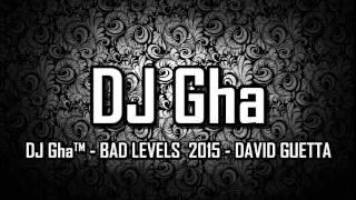 DJ Gha™ - BAD LEVELS 2015 - DAVID GUETTA
