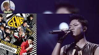 GENERATIONS from EXILE TRIBE - 片想い